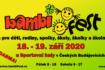 18.9.2020 – BAMBIFEST – kancelář ICM uzavřena