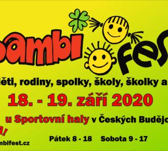 BAMBIFEST – 20. ročník
