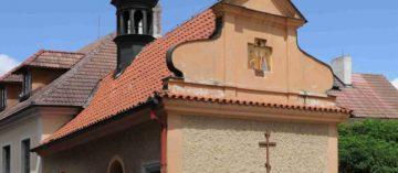 Špitální kaple svatého kříže