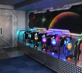 Laser Arena Písek – zábavný klub