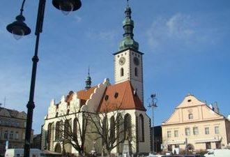 Vyhlídková věž kostela