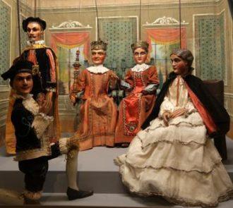 Muzeum české loutky a cirkusu v Prachaticích