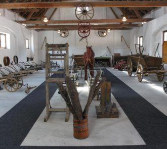 Muzeum Božetice - muzeum mlynářství, pekařství a zemědělství
