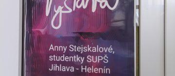 Výstava Anny Stejskalové