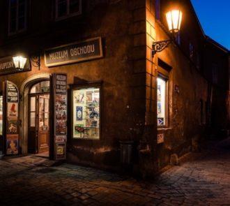 Muzeum Obchodu Český Krumlov