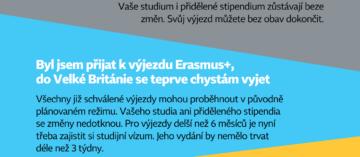 ERASMUS+ A BREXIT