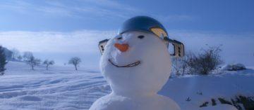 Postav sněhuláka a pošli fotku – fotografická výzva