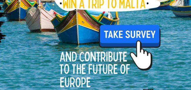 Získej šanci vyhrát týdenní výlet na Maltu!-Evropské karty mládeže EYCA